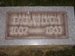 Paul Wright Lyon