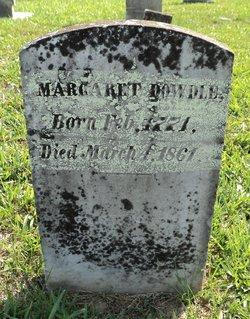 Mary Margaret Margaret <i>Pickens</i> Dowdle