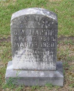 George Asbury Martin
