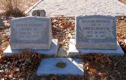 Ernest Leonard Boney, Sr
