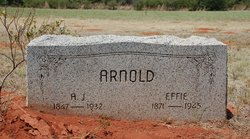 Abner Jefferson Arnold