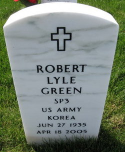 Robert Lyle Green