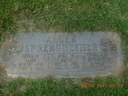 Anna R Alger