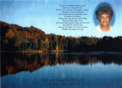 Wilma Jean <i>Hodgins</i> Fallwell