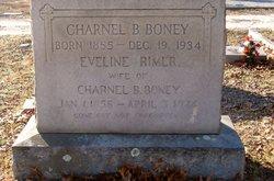 Eveline Abigail <i>Rimer</i> Boney