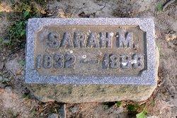 Sarah Maria <i>Wisner</i> Andrews