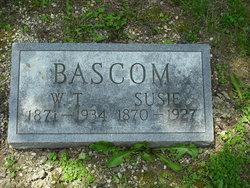 Susie <i>Sanders</i> Bascom