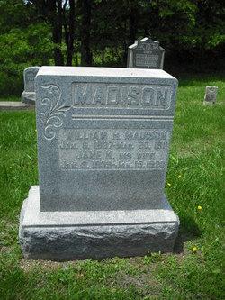 Jane K. <i>Demaree</i> Madison