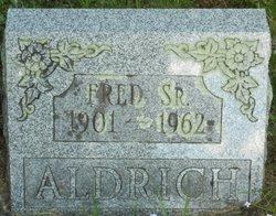 Fred Aldrich, Sr