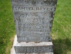 Samuel Boyer