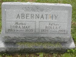 Rolla C Abernathy