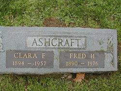 Fred Harrison Ashcraft