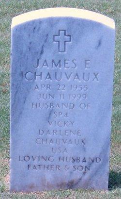 James Edward Chauvaux