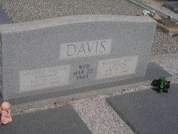 W. A. Cotton Davis