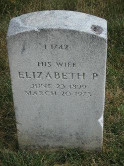 Elizabeth P Crabtree