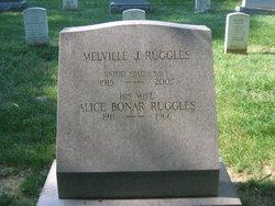 Melville J Ruggles