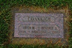 Beverly J <i>Barker</i> Cavanaugh