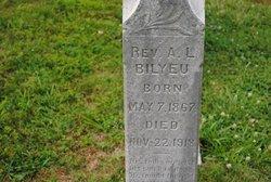Rev Abraham Lincoln Bilyeu