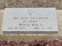 Lee Roy Graham