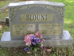 Eulalia Shug <i>Bomar</i> Blount