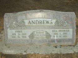 Ella <i>Devereaux</i> Andrew