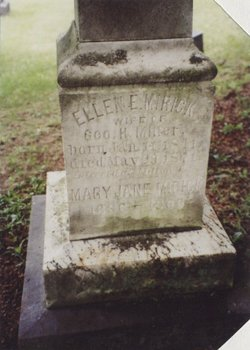 Ellen Elizabeth <i>Mirick</i> Miller