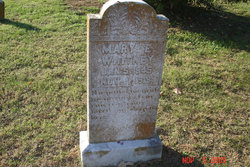 Mary E Whitney
