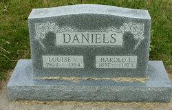 Harold Edwin Daniels
