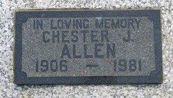 Chester J Allen