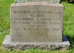 Leon Crandall Hosford