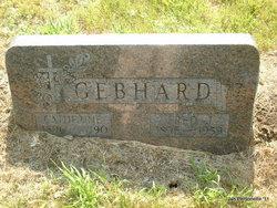 Catherine <i>Rapp</i> Gebhard