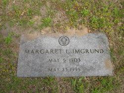 Margaret Lillian <i>Johnson</i> Imgrund