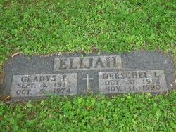 Gladys <i>Durelle</i> Elijah