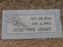 Josephine Adams