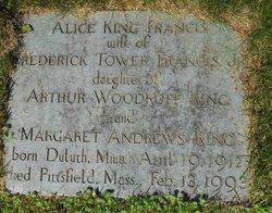 Alice <i>King</i> Francis