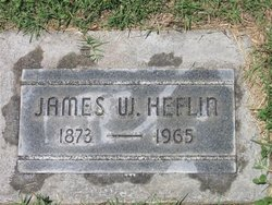 James Wiley Heflin