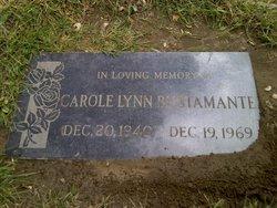 Carole Lynn <i>Hooper</i> Bustamante