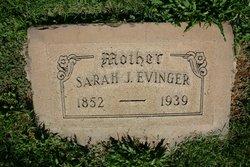 Sarah Josephine <i>Latta</i> Evinger