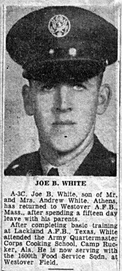 Joe Bennett White