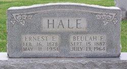 Beulah Frances <i>King</i> Hale