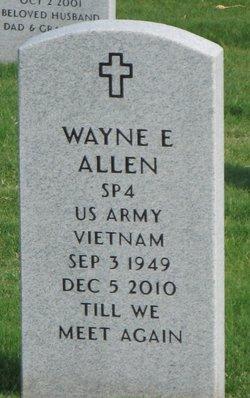 Wayne E Allen