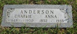 Charles Magnus Carl Anderson