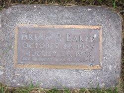 Brian P Baker