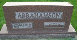Everette M. Abrahamson