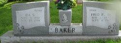 Ida <i>Stone</i> Baker