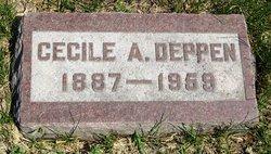 Cecile A. <i>Ellsworth</i> Deppen