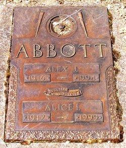 Alexander Joseph Abbott
