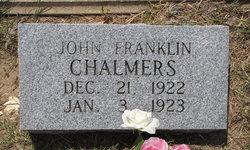 John Franklin Chalmers