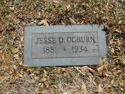 Jesse David Ogburn