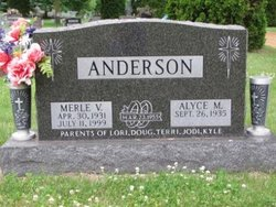 Merle V Anderson
